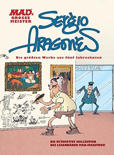 MADs Bibliothek der großen Meister: Sergio Aragonés: Panini Verlags GmbH