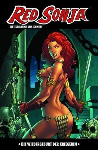 9783862010585: Red Sonja, Bd. 7: Wiedergeboren
