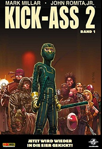 9783862010738: Kick-Ass 2 Bd. 01