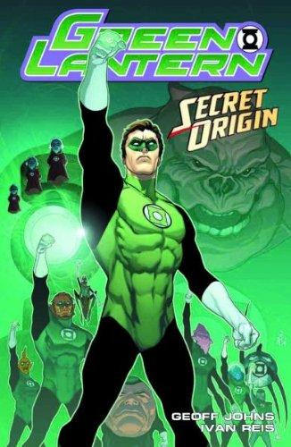 9783862011513: Green Lantern: Secret Origin