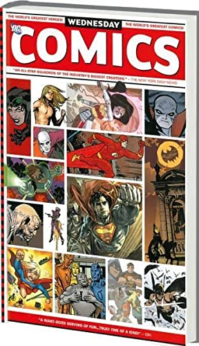 Wednesday Comics: Neil Gaiman