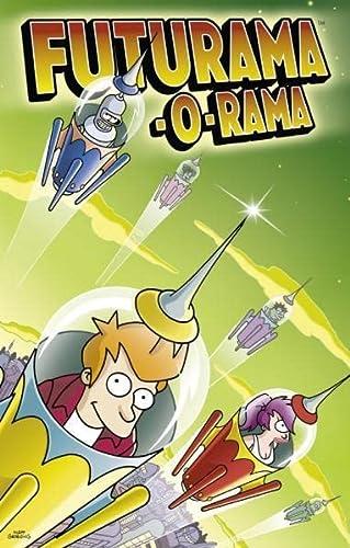 9783862012138: Futurama Comic 01