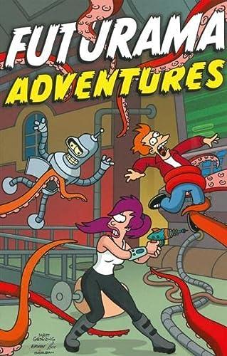 9783862012145: Futurama Comic 02: Futurama Adventures