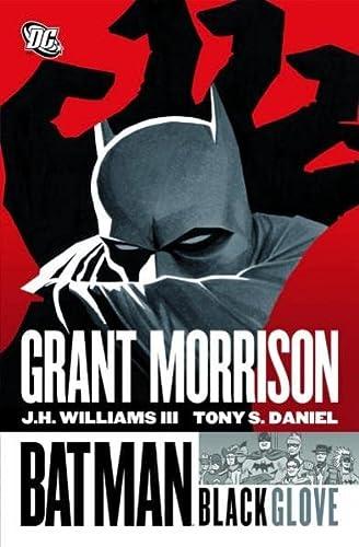 9783862012183: Batman Black Glove