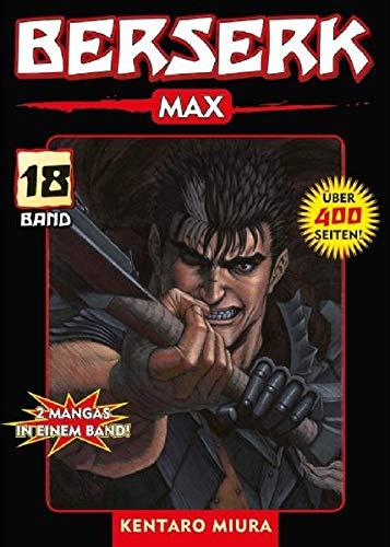 9783862012596: Berserk Max 18