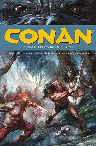 9783862012947: Conan 17: Schatten im Mondlicht