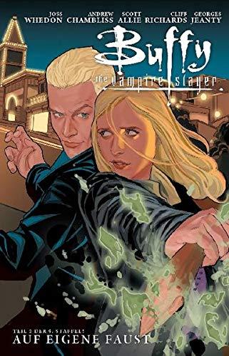 9783862013647: Buffy Vampire Slayer (Staffel 9) 02: Bd. 2: Auf eigene Faust