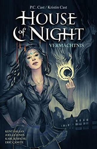 9783862014095: House of Night 01. Vermächtnis