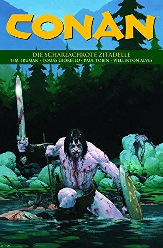 9783862014125: Conan 18: Die scharlachrote Zitadelle