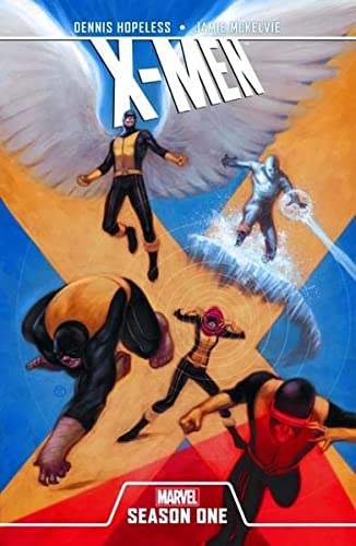 9783862014408: X-Men: Season One 01