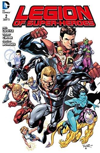 9783862014521: Legion of Super-Heroes 02