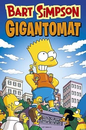 9783862014743: Bart Simpson Comic Bd. 12: Gigantomat