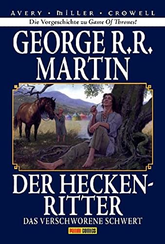 9783862015382: George R. R. Martin: Der Heckenritter Graphic Novel - Collectors Edition