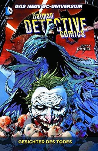 9783862015856: Batman - Detective Comics 01. Gesichter des Todes