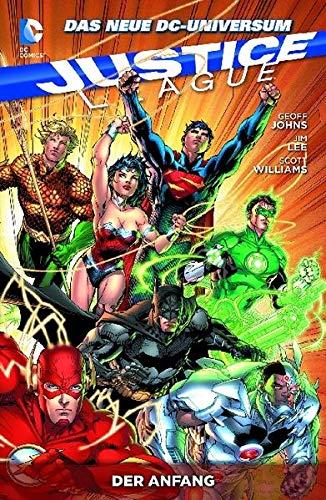 9783862016068: Justice League 01