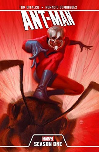 9783862016105: Ant-Man: Season One