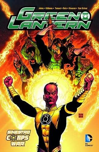 9783862016129: Green Lantern: Sinestro Corps War