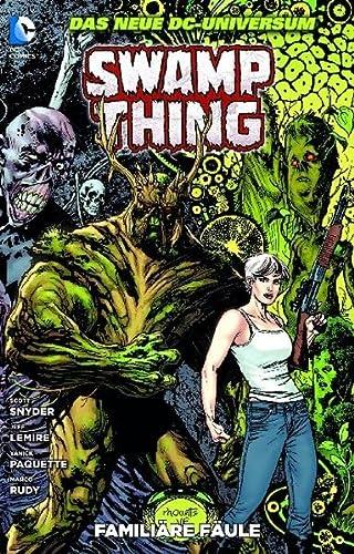 9783862016211: Swamp Thing 02: Familiäre Fäule