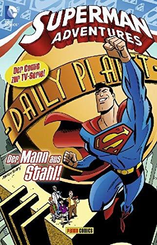 9783862016310: Superman - TV-Comic 01: Bd. 1: Der Mann aus Stahl (Einsteiger-Comic)
