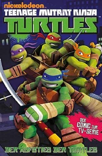 9783862016501: Teenage Mutant Ninja Turtles TV-Comic