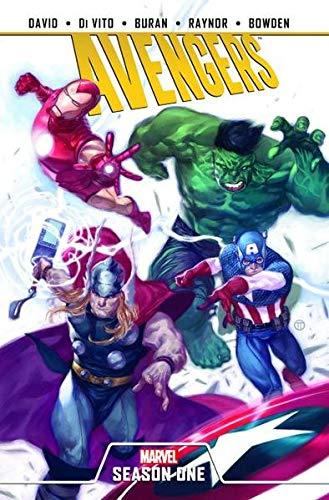 9783862017959: Avengers: Season One