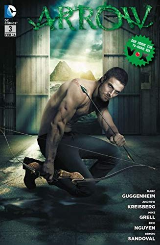 9783862018567: Arrow 03 - Comic zur TV-Serie