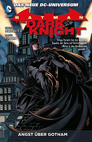 9783862018628: Batman: The Dark Knight 02: Angst �ber Gotham