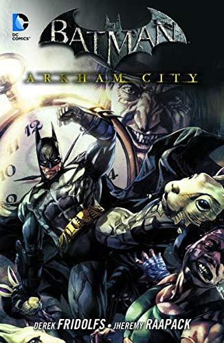 9783862018659: Batman: Arkham City 04