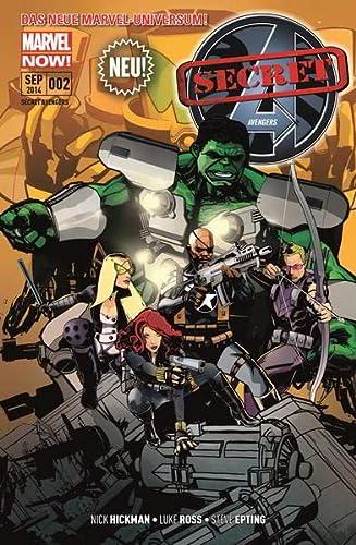 9783862019083: Secret Avengers 02