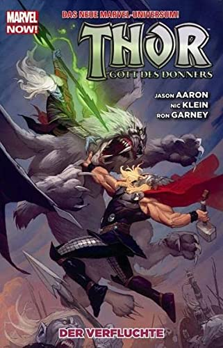 9783862019144: Thor - Gott des Donners 03