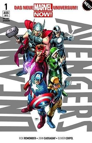 9783862019175: Uncanny Avengers 01 - Marvel Now!