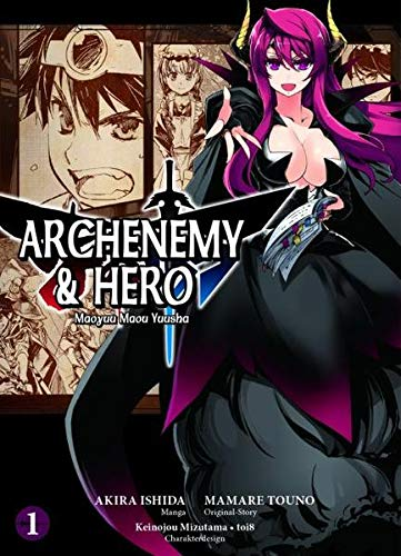 9783862019458: Archenemy & Hero - Maoyuu Maou Yuusha 01