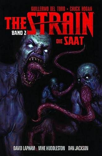 9783862019694: The Strain - Die Saat 02