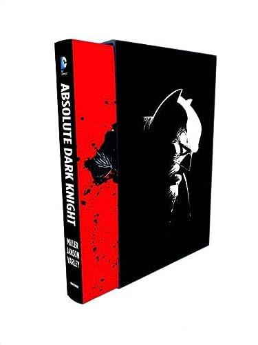 9783862019946: Batman: Dark Knight Absolute Edition