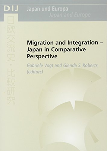 9783862050543: Migration and Integration - Japan in Comparative Perspective (Japan & Europe)