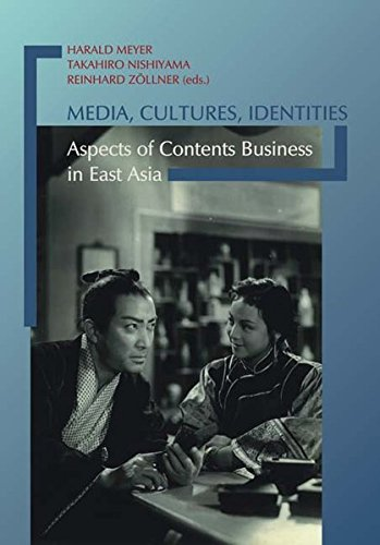 9783862053087: Media, Cultures, Identities: Aspects of Contents Business in East Asia