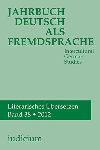 Jahrbuch Deutsch als Fremdsprache, Bd. 38/2012: Andrea Bogner