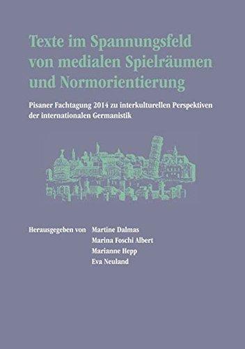 Texte im Spannungsfeld von medialen Spielräumen und Normorientierung: Martine Dalmas