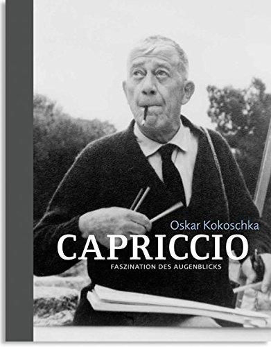 Oskar Kokoschka - Capriccio (Hardback)