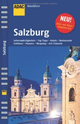 9783862070176: ADAC Reisef�hrer Salzburg