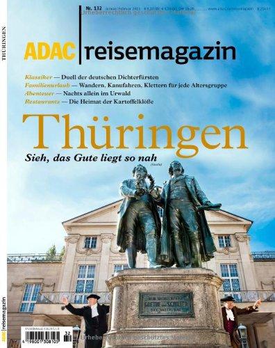 9783862070268: ADAC Reisemagazin Th�ringen
