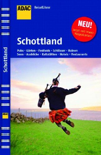 9783862070305: ADAC Reiseführer Schottland