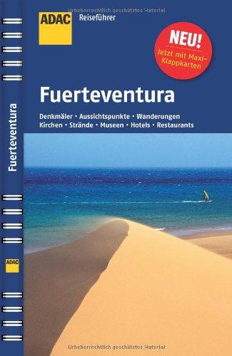 9783862070541: ADAC Reiseführer Fuerteventura