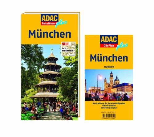 9783862070695: ADAC Reisef�hrer plus M�nchen: Mit extra Karte zum Herausnehmen