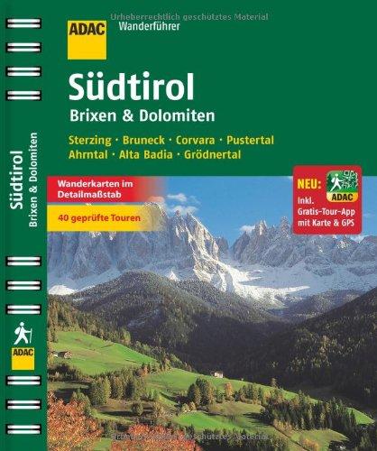 9783862071029: ADAC Wanderführer Südtirol Brixen & Dolomiten