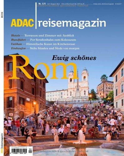 9783862071067: ADAC Reisemagazin Rom