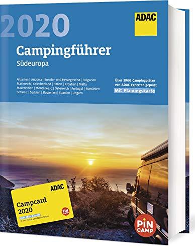 9783862072460: ADAC Campingführer Südeuropa 2020