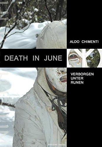 9783862110308: Death In June. Verborgen unter Runen