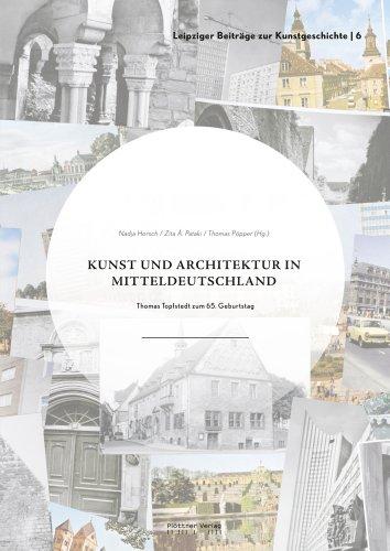 9783862110551: Kunst und Architektur in Mitteldeutschland