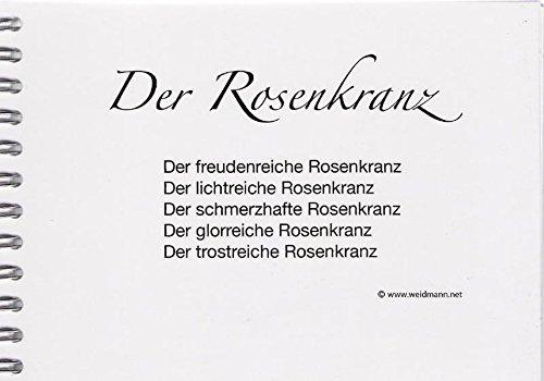 9783862131471: Der Rosenkranz
